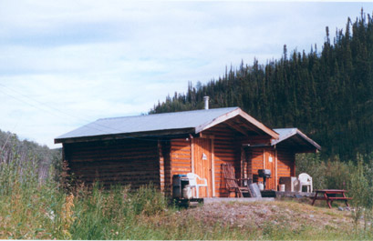 Cabins-Outside